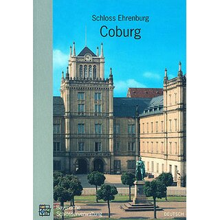 Official guide Schloss Ehrenburg Coburg