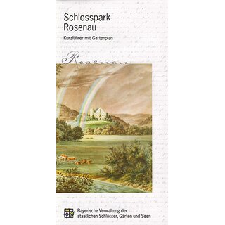 Short guide Schlosspark Rosenau