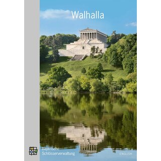 Official guide Walhalla (engl.)