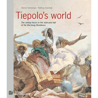 Coffe-table book Tiepolos World, English edition