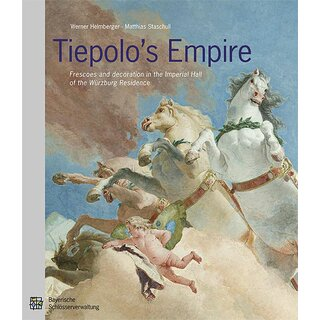 Coffee-table book Tiepolos Empire, English edition