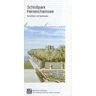 Short guide Schlosspark Herrenchiemsee