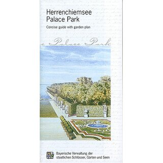 Short guide Herrenchiemsee Palace Park