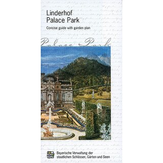 Short guide Linderhof Palace Park