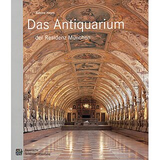 Coffee-table book Das Antiquarium der Residenz München