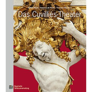 Coffee-table book Das Cuvilliés-Theater